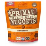 primal raw dog food